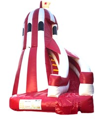 !! 10ft Platform Helter Skelter Slide
