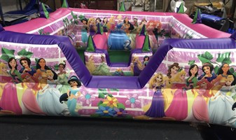 10ft X 12ft mini Toddler play arena