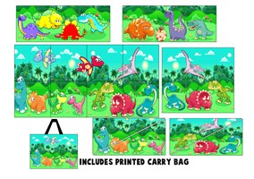 15 Piece Dino Softplay