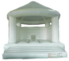 15ft x 18ft Deluxe Wedding Dome Bouncy Castle
