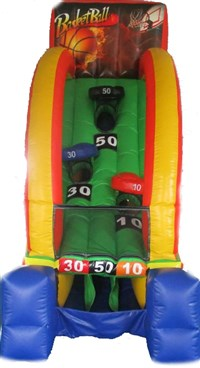 15ft x 7ft x 13ft Inflatable Basketball