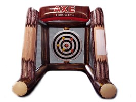 Axe Throwing Inflatable Game