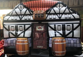 Inflatable Pub 15ft x 15ft
