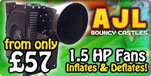 1.5HP Fans from only £57!