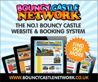 Bouncy Castle Booking Systems & Websites
