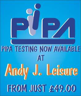 PIPA Testing at AJL UK