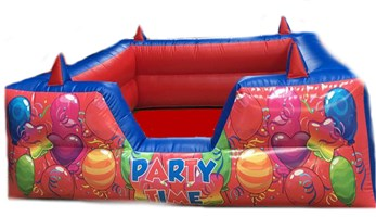 10ft x 10ft Party Time Ball Pond