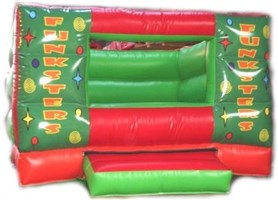 10ft x 12ft Bouncy Castle & Ball Pool