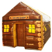 10ft x 12ft All Purpose Interchangeable Log Cabin Grotto