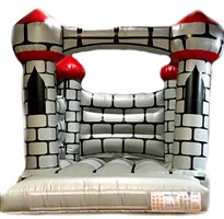 10ft x 12ft Camelot Bouncy Castle