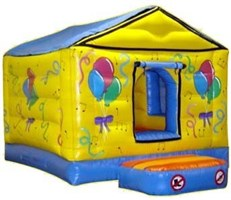 10ft x 12ft Extra Window Ball Pond Bouncer