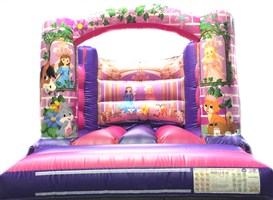 10ft x 12ft Princess Curved Bar H-Frame