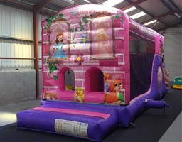 10ft x 29ft Princess Obstacle Course