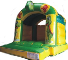 10ft x 12ft Dinosaur Bouncy Castle