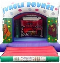 12ft x 12ft Arched Bouncy Castle