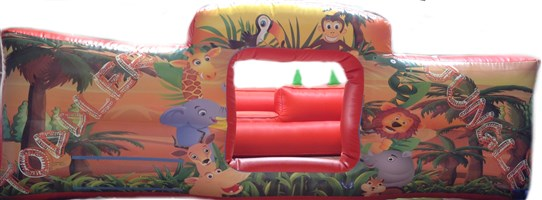 12ft x 14ft Toddler Jungle Play Pen
