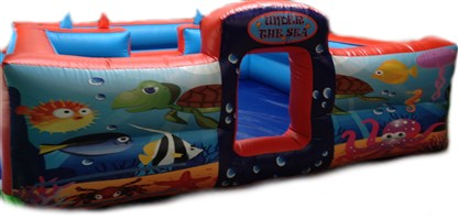 12ft x 14ft Under The Sea Toddler Play Pen
