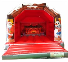 12ft x 15ft Christmas Grotto A-Frame