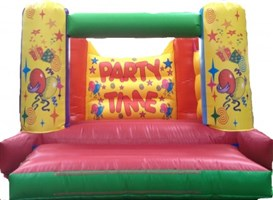 12ft x 15ft Party H Frame Bouncy Castle