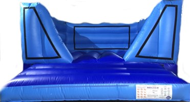 12ft x 15ft Interchangeable Art V-Front Bouncy Castle