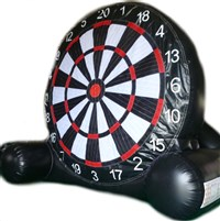 13ft x 16ft x 13ft Giant Dart Board Inflatable