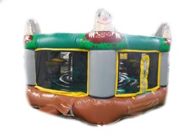 14ft x 14ft Budget Whack A Mole Inflatable Game