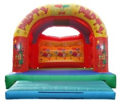 15ft x 15ft Adults / Kids Champagne Party Bouncy Castle