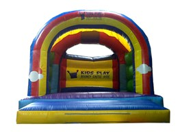 15ft x 15ft Bespoke Bouncy Castle