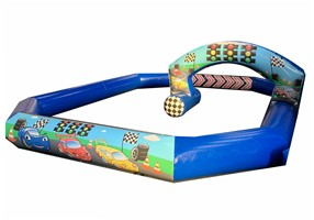 15ft x 20ft Inflatable Didicar Race Track Cars