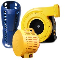 1.5HP Blower, XL Deflator & Heater MEGA Pack