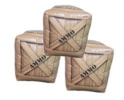 3 x 4ft x 4ft Air Sealed Ammo Boxes