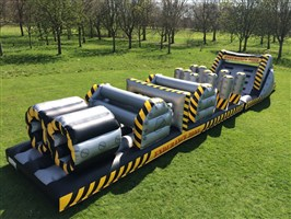 !! 60ft Endurance Zone Obstacle Course