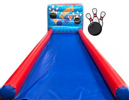 6ft x 18ft Bowling Alley Inflatable