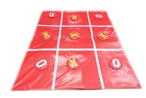 8ft x 10ft Giant Tic Tac Toe Softplay Game Mats