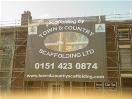 Building Wraps & Scaffolding Banners