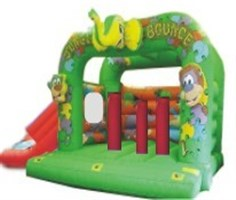 CALL FOR PRICE 21ft x 15ft Adult or Kids 3D Combo