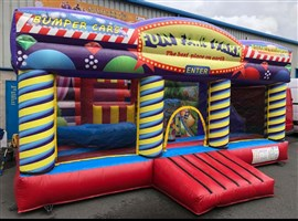 Fun Fair Play Park 20ft x 24ft x12ft high
