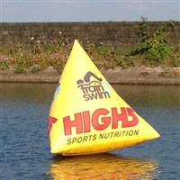 Inflatable Buoy Triangle Branded