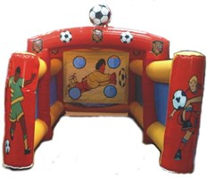 New Football Penalty Shoot out game ANY SIZE MADE POA